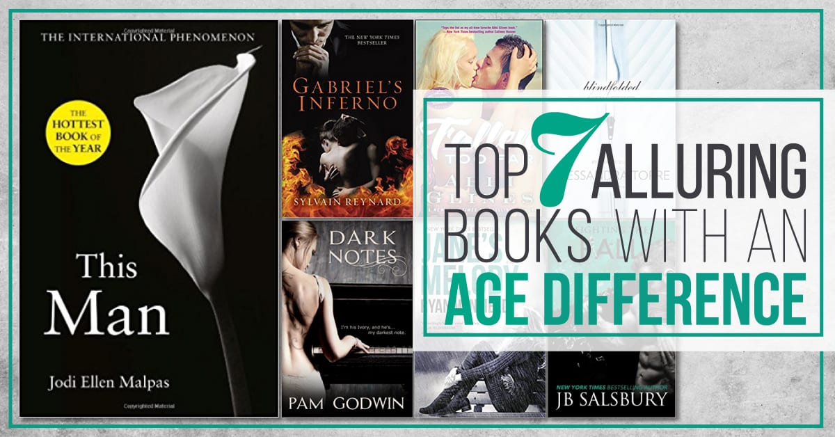 Top 7 Alluring Books With An Age Difference