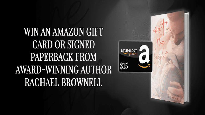 Sign up for this AMAZING GIVEAWAY from Rachael Brownell!